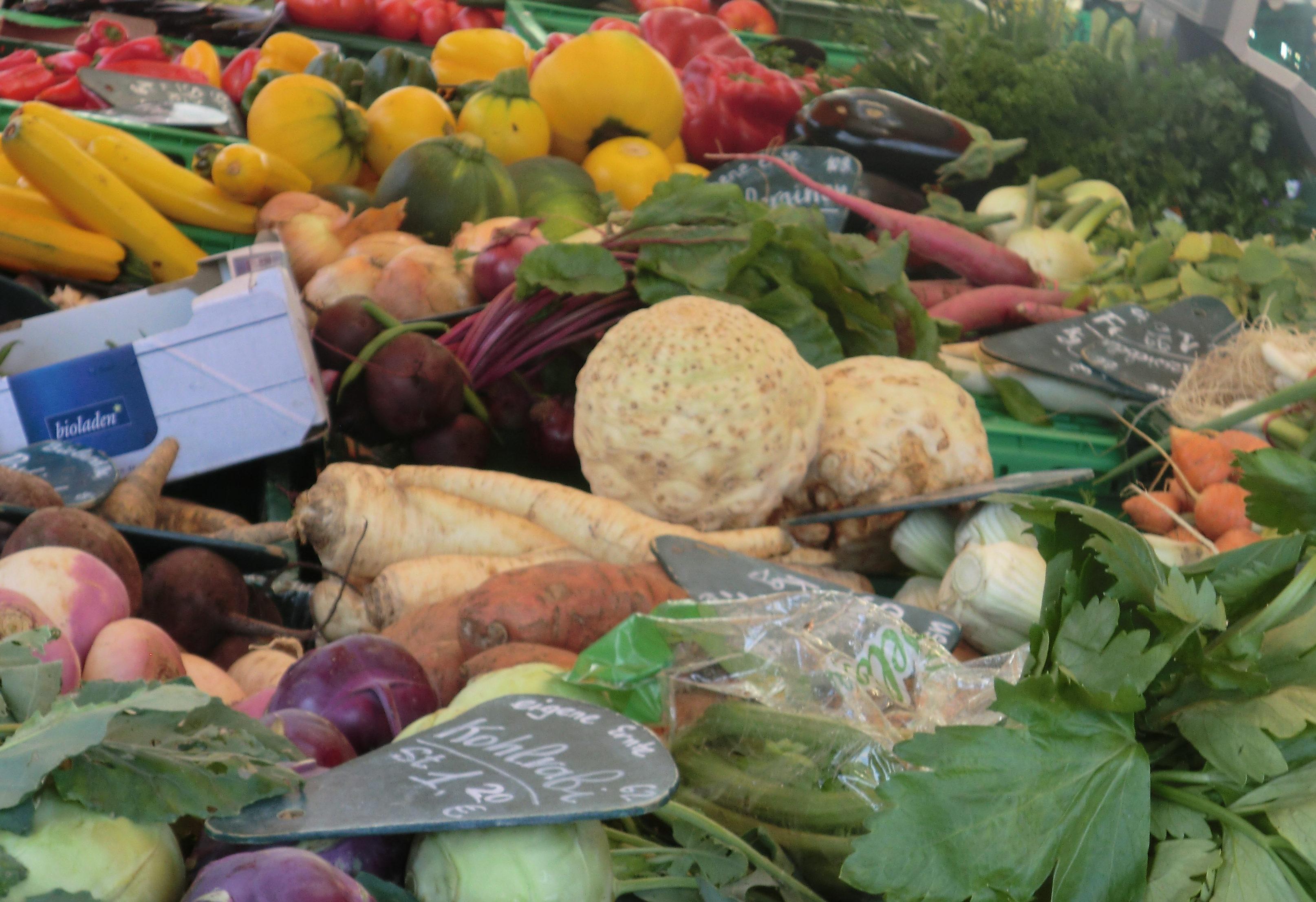6 Gemüse Die Man Wirklich Roh Essen Kann Nordisch Roh