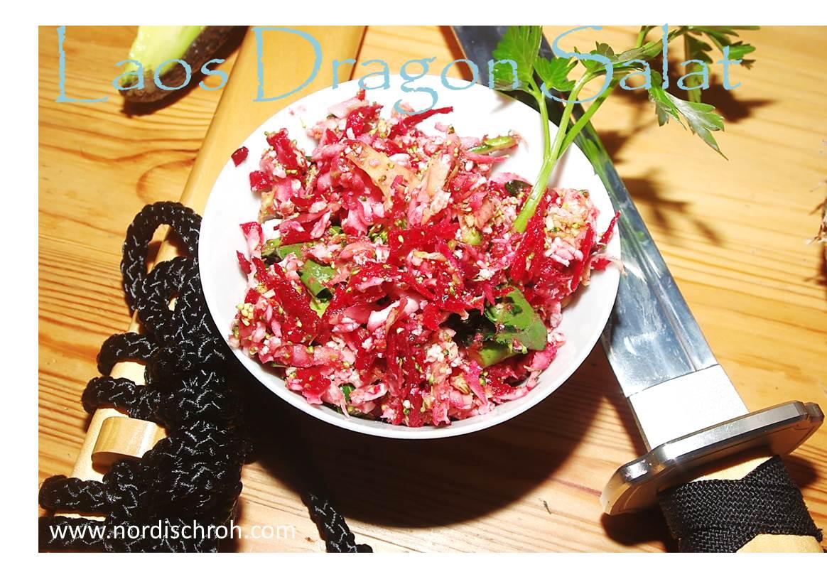 laos blumenkohl brokkoli salat nordisch roh. Black Bedroom Furniture Sets. Home Design Ideas