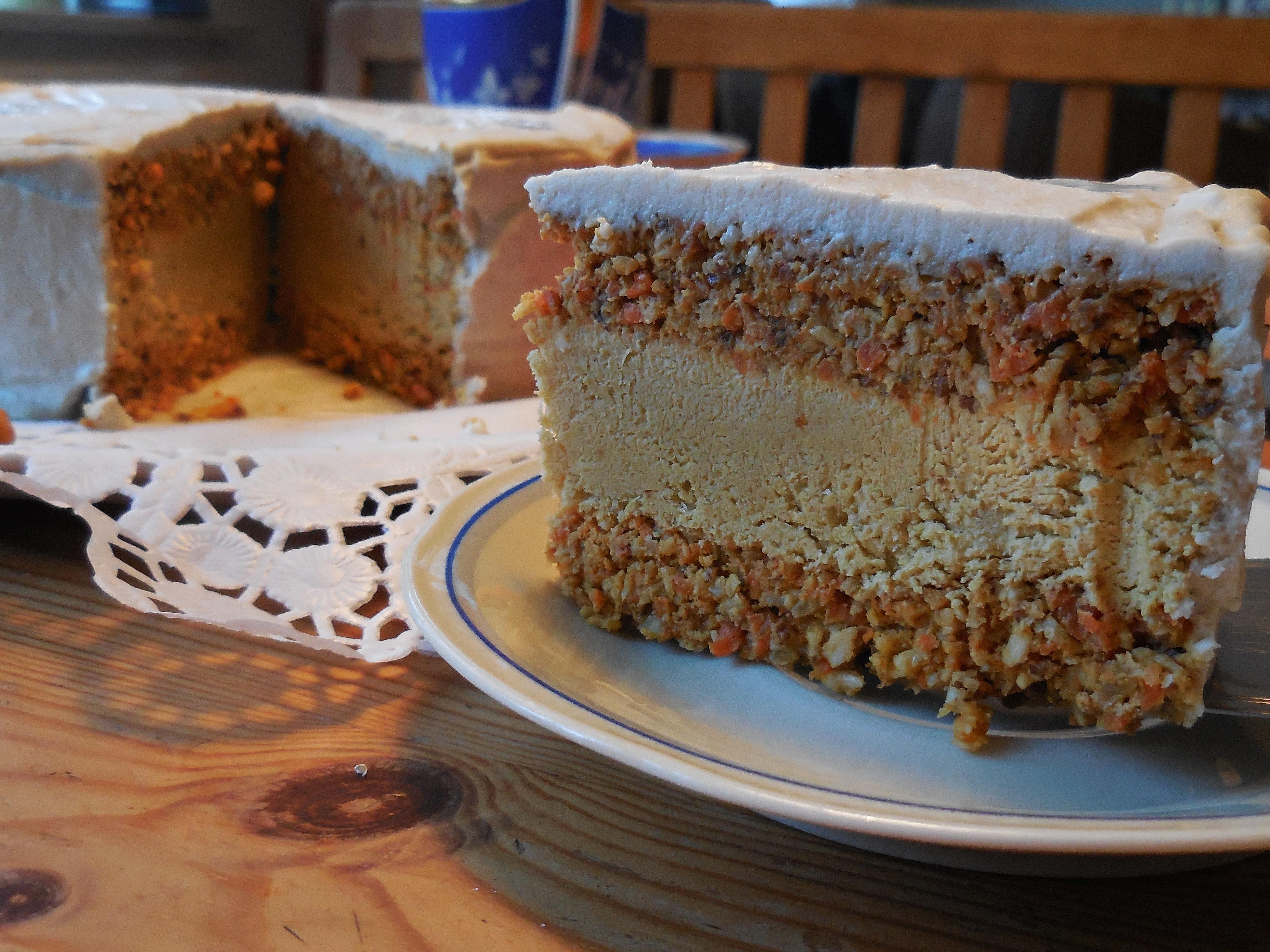 Kuchen in der springform einfrieren